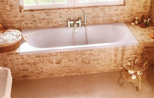 Cleargreen Verde Double Ended Bath 1700mm x 700mm